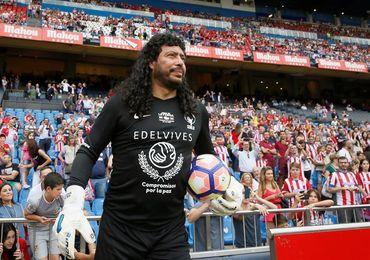 Higuita aclara que está comprometido con el deporte y no hará política con las FARC