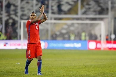 Vidal explota en Twitter: No se preocupen, cada vez me falta menos para irme