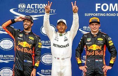 """Hamilton: """"Ha sido una jornada épica, me siento realmente bendecido"""""""