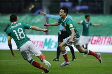 México con visa al Mundial; Costa Rica se acerca, Honduras vive y Panamá cae