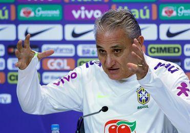 Tite convoca a Alex Sandro y a Jamerson para el partido de Brasil con Colombia