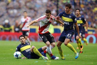 Boca Juniors derrotó a River Plate en un amistoso disputado en San Juan