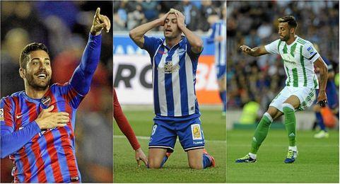 94 partidos suma Camarasa en la elite del fútbol español.