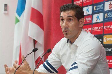 "Gorka Iraizoz: ""El Athletic es mi familia"""