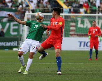 1-0. Bolivia se venga de Chile y la deja en zona de peligro hacia el Mundial