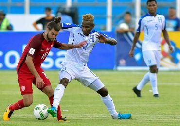 1-1. Honduras y Estados Unidos firman unas tablas insulsas