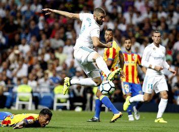 "Benzema: ""Zidane nos transmite tranquilidad"""
