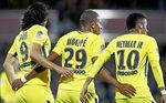 La MCN marca y le da el triunfo a Emery en el debut de Mbappé