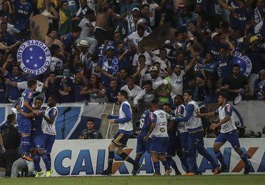 El Cruzeiro le arranca un empate al Flamengo en la final de la Copa do Brasil