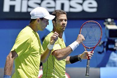 Jean-Julien Rojer y Horia Tecau, campeones en dobles masculinos