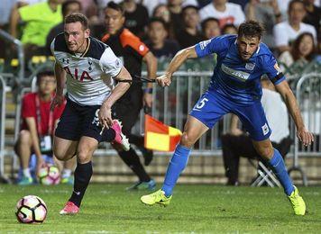 Tottenham y Fenerbahce acuerdan la cesión por una temporada de Vicent Janssen