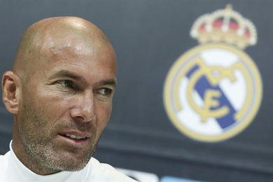 """Zidane sobre Asensio: """"Hay que dejarlo un poco en paz y tranquilito"""""""