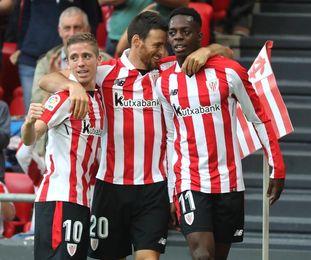 Aritz Aduriz marca su gol 150 con el Athletic