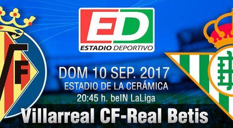 Villarreal-Real Betis: El gran salto se da a domicilio