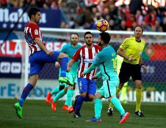 Atlético de Madrid-Barcelona, el sábado 14 de octubre a las 20.45 horas