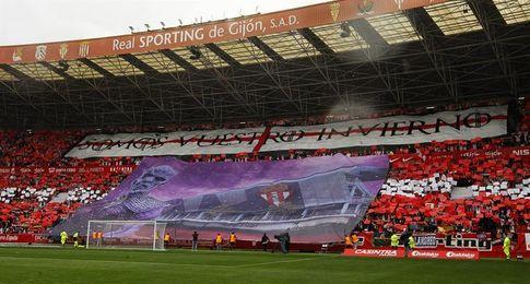 Siete detenidos por los incidentes previos al partido entre Sporting y Oviedo