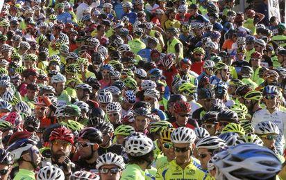 El Gran Fondo Ézaro formará parte de las World Series de la UCI en 2018v