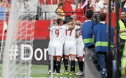 El Sevilla aporta dos jugadores al mejor once.