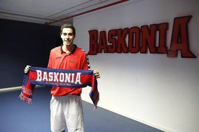 Vildoza: Voy a disfrutar cada momento que tenga puesta la camiseta de Baskonia