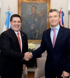 Macri, Vázquez y Cartes se reunirán con Infantino por la candidatura al Mundial