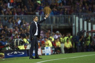 El nuevo Barça de Valverde va tomando cuerpo a partir de la victoria