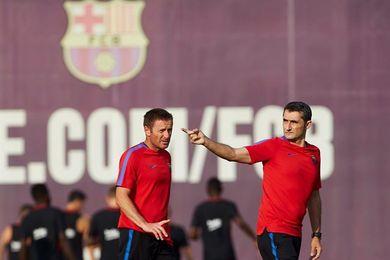 El Barcelona regresa al trabajo con la mente puesta en Getafe