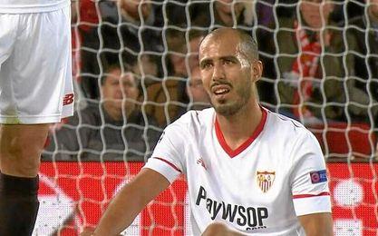 Sarabia y Pizarro acabaron tocados