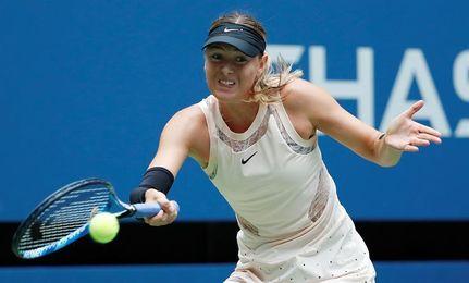 """Volver a ganar un Grand Slam"", objetivo de Sharapova para 2018"