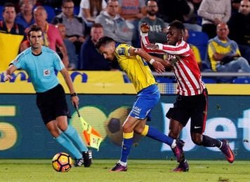 El Athletic suma cinco visitas y 30 años sin ganar en Las Palmas