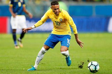 Neymar y el grupo de PSG encabezan la lista de Brasil contra Bolivia y Chile