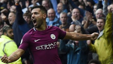 Agüero relanza al City y Liverpool y Tottenham acusan la resaca continental