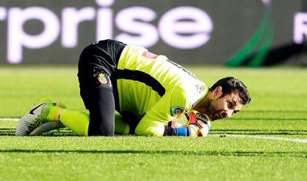 """Diego López: """"He pasado meses difíciles, pero ya estoy perfecto para ayudar"""""""