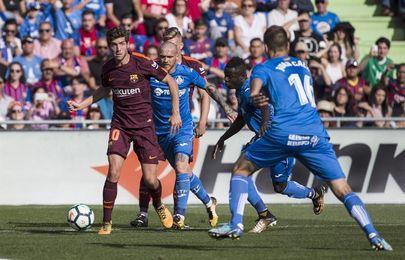 """Sergio Mora: """"En dos zarpazos nos ganó el Barcelona"""""""