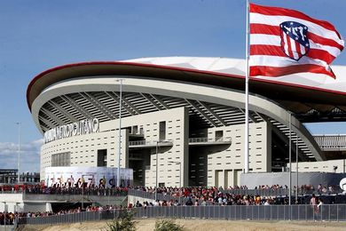 Al Wanda Metropolitano por la ´línea Griezmann´