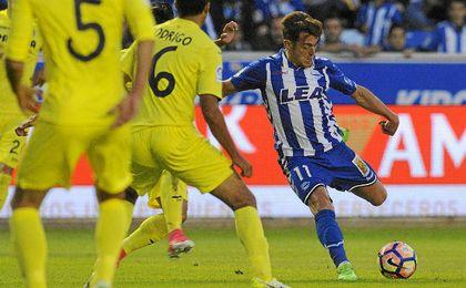 Alavés-Villarreal, en directo