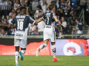 El argentino Funes Mori anota y mantiene al Monterrey como líder del Apertura