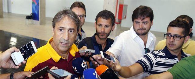 """Casimiro: """"Veo bien al equipo y me sorprende al estar aún en pretemporada"""""""