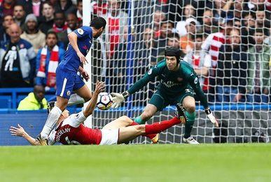 El Chelsea se estrella contra el orden del Arsenal en el derbi (0-0)