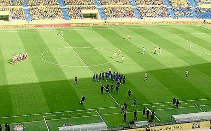Las Palmas-Athletic Club, en directo