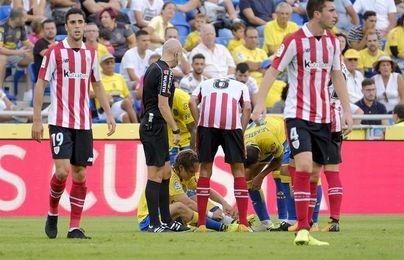 Halilovic conocerá mañana el alcance de su lesión en el tobillo izquierdo