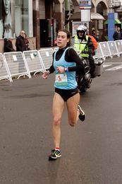 Mayobre gana la Carrera de la Mujer en Coruña con 7.000 participantes