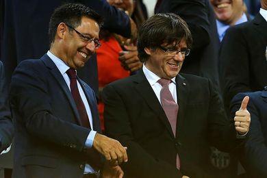 El Barça condena cualquier acción contra la democracia y el derecho a decidir
