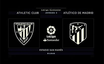 Athletic-Atlético, en directo