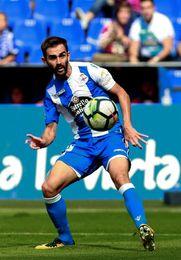 Adrián se perderá el partido ante el Espanyol por una lesión muscular