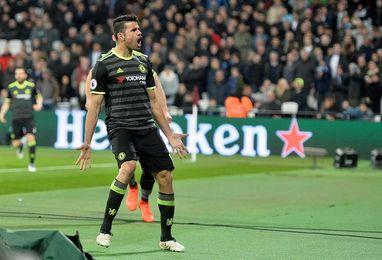 El Atlético anuncia un principio de acuerdo con el Chelsea por Diego Costa