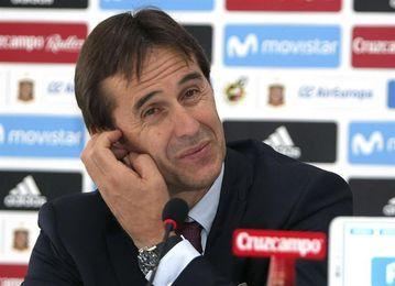Lopetegui afirma que la situación en Cataluña no perturba a la selección