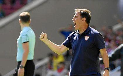 """Berizzo: """"El primer gol inclinó la balanza"""""""