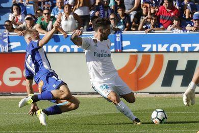 Las claves del triunfo del Real Madrid en Mendizorroza