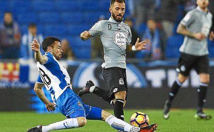 Espanyol-Deportivo, en directo