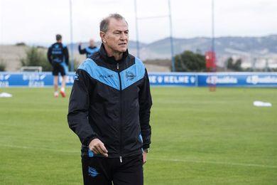 """De Biasi: """"El Alavés tiene mentalidad ganadora"""""""